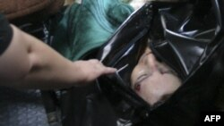 Эстемирова Наташа йийна карийра ГIалгIайчохь. Иза дIакхачош ю Нохчийчу Кхошкелда. Тов.16, 2009