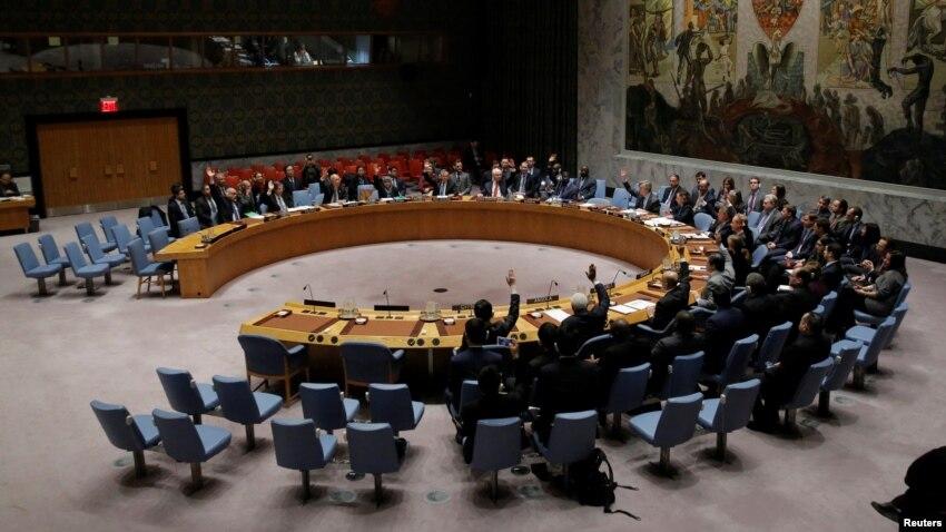 Совет безопасности ООН осудил использование тяжелого вооружения на Донбассе – заявление