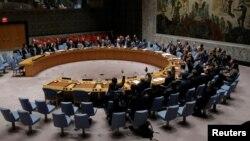 Zasedanje Saveta bezbednosti UN, ilustrativna fotografija