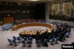 Совет безопасности ООН, Нью-Йорк