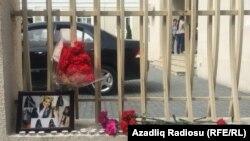 E.Hacıyevanı anım mərasimi