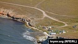 Мыс Тарханкут, Крым