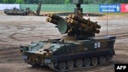 Южнокорейская военная техника на выставке Defense Expo Korea 2016