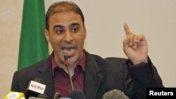 Представитель ливийского правительства Мусса Ибрагим