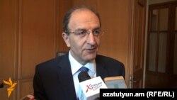 Քաղաքաշինության նախկին նախարար, Քաղաքաշինության պետական կոմիտեի նորանշանակ նախագահ Նարեկ Սարգսյանը, արխիվ: