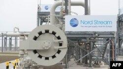 Термінал першої гілки газогону «Північний потік»