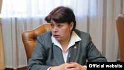 Кыргызстандын каржы министри Ольга Лаврова