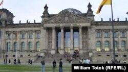 Reichstagul la Berlin