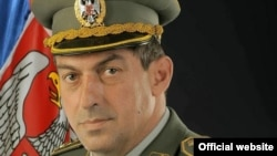 Ljubiša Diković, načelnik generalštaba Vojske Srbije