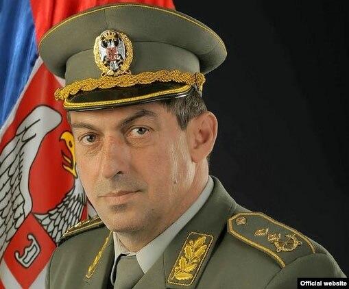 генерал Любиша Дикович