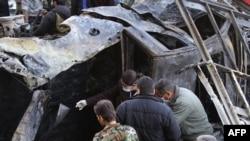 تنها چند هفته قبل، در بمبگذاری دیگری در منطقه زینبیه، ۷۱ تن از جمله پنج کودک کشته شدند.
