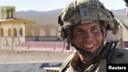 Staff Sergeant Robert Bales in 2011