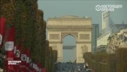 Напады ў Парыжы — гэта акт вайны, заявіў францускі прэзыдэнт Франсуа Алянд