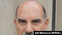 الناقد الأدبي الدكتور سعد مطر عبود