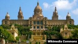 Իսպանիա - Կատալոնիայի մայրաքաղաք Բարսելոնայի տեսարան, արխիվ