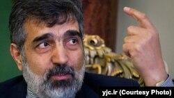 Behruz Kamalvandi, spokesman for Iran's Atomic Energy Organization.