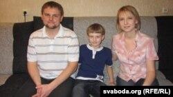 Андрэй, Мірон і Крысьціна Вітушкі