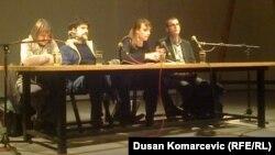 Darka Radosavljević Vasiljević, Branislav Dimitrijević, Irena Javorski i Vladimir Arsenijević