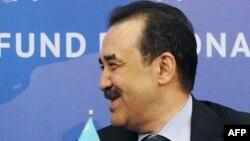 Кәрім Мәсімов, Қазақстан премьер-министрі. Астана, 24 мамыр 2016 жыл.