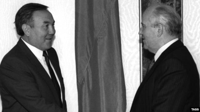 Назарбаевтың биліктегі 30 жылы