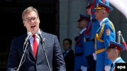Presidenti i ri serb, Aleksandar Vuçiq