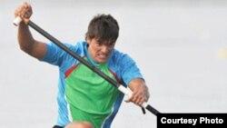 Ўзбекистон терма жамоаси аъзоси, каноэ бўйича икки марта жаҳон чемпиони Вадим Меньков.
