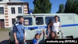 Вячаслав Барысаў, Юлія Міхайлава, Яўген Скрабец, Тацяна Шапуцька