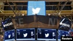 Debutimi i Twitter në bursë