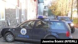 Policija u Mitrovici, ilustrativna fotografija