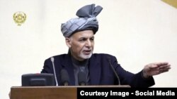 Owganystanyň prezidenti Aşraf Ghani