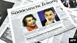 О махинациях в империи L'Oreal и связи с ними Николя Саркози давно пишут ведущие газеты мира