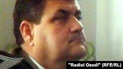 Рустам Бобоев, мудири шӯъбаи иқтисодии ҳукумати Кӯлоб