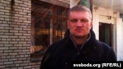 Сергей Коваленко, белорусский активист оппозиции.