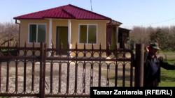 გოჩა არნანიას ახალი სახლი