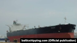 An Iranian Oil tanker built in 2003. File Photo