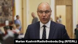 Парубій: слідчі перебувають у будівлі Верховної Ради і 27 серпня