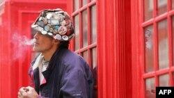 Брайан Хоу, которому хотят поставить памятник в Лондоне на площади перед парламента