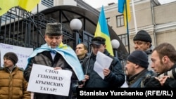 Ескендер Барієв, Київ, 10 грудня 2015 року