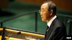 بن کی مون دبیر کل جدید سازمان ملل متحد
