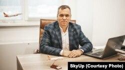 Євген Хайнацький, генеральний директор авіакомпанії SkyUp Airlines