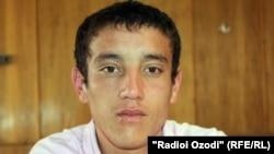 Tajik national Husniddin Mashrabov had been stranded in South Ossetia for months.