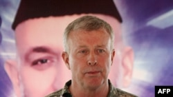 U.S. Commander Gen. David McKiernan