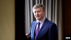 Rinat Akhmetov, who is Ukraine's richest man and controls much of the industrial base in the Donetsk region, is a dominant figure in the vote.