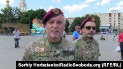Позывной «Батя», боец батальона Кульчицкого
