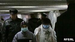 В Грузии зафиксировано 37 случаев заболевания гриппом H1N1