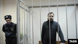 Рассмотрение дела М. Косенко, обвиняемого в участии в беспорядках на Болотной площади