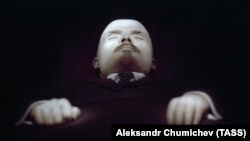 Lenin, and nearly all the others, wanted to be buried.