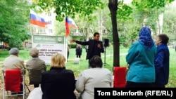 Предвыборная кампания в Костроме