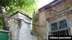 Дом Марины Боголюбовой находится в самом центре Ташкента