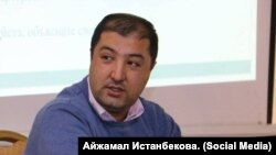 Откурбек Жаббаров.